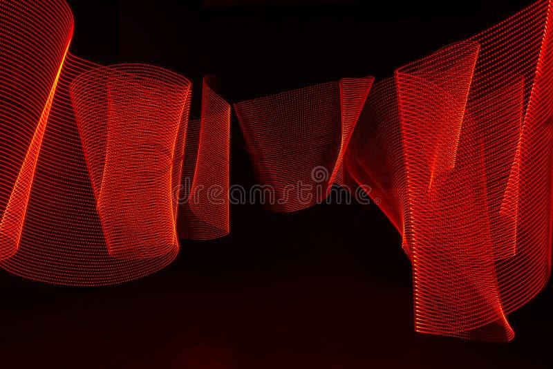 Freeze light background stock image