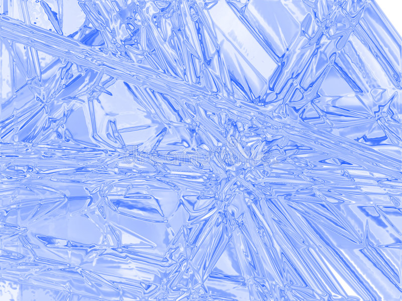 Download The freezed surface. stock illustration. Image of blue - 1448536