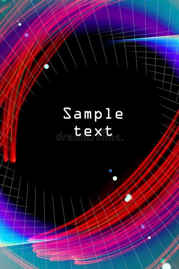 Freezelight avec des composants d'illustration photo libre de droits
