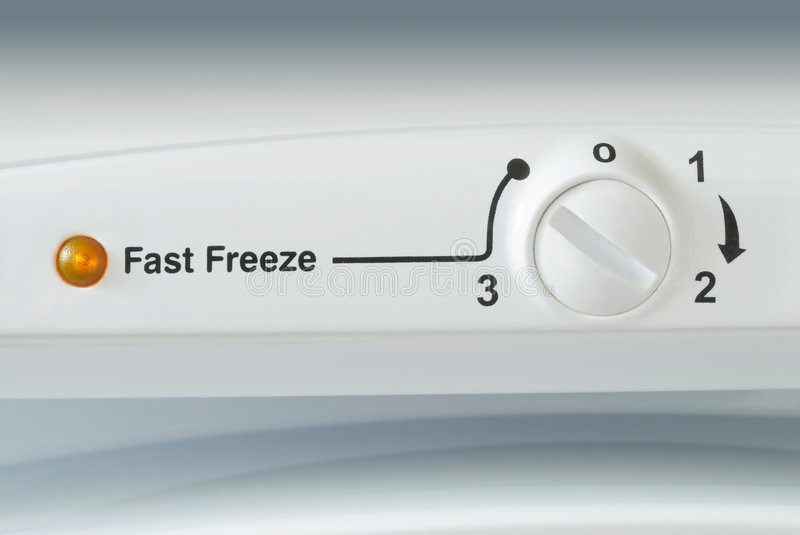 Download Freezer control stock photo. Image of white, numbers, horizontal - 9179212