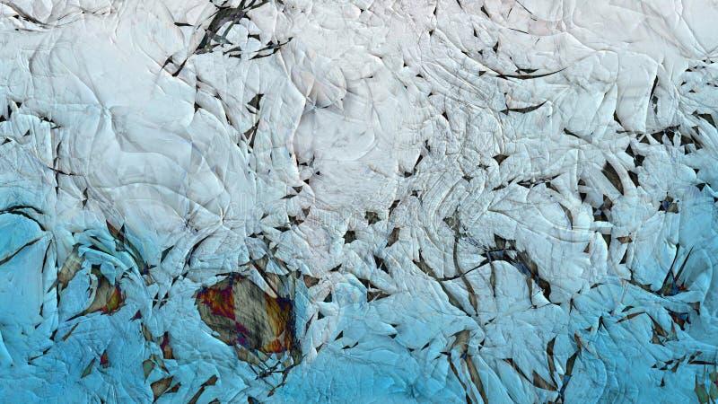 Freezing Ice Winter Background Beautiful elegant Illustration graphic art design Background. Image stock illustration