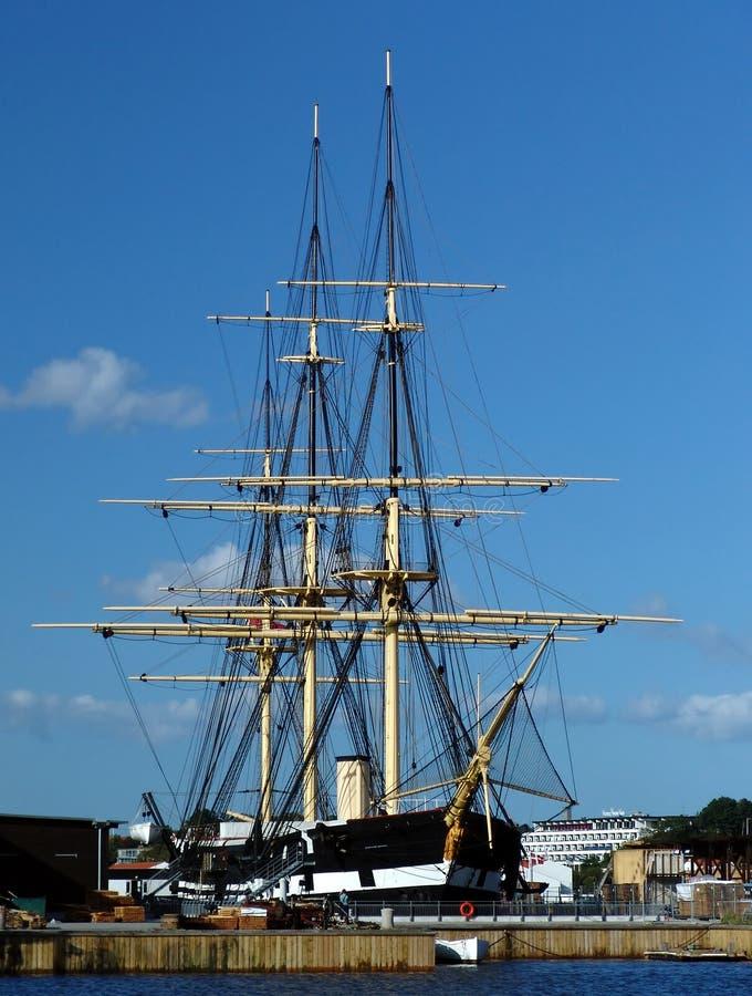 Fregata Jylland - 1 immagini stock