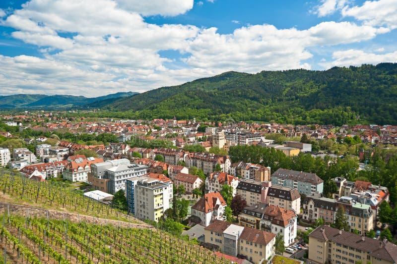 Freiburg stockfotografie