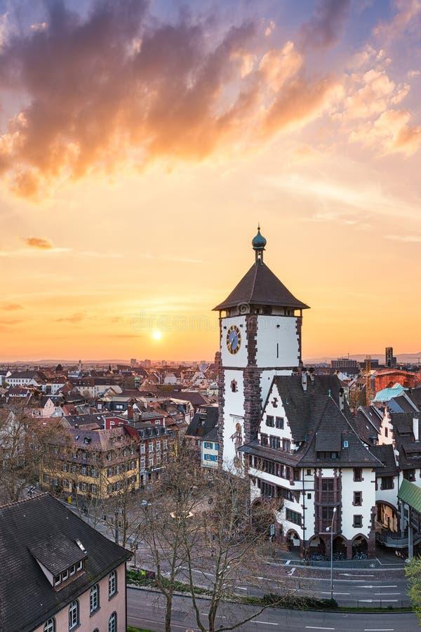 Freiburg Im Breisgau, Γερμανία στοκ φωτογραφία με δικαίωμα ελεύθερης χρήσης