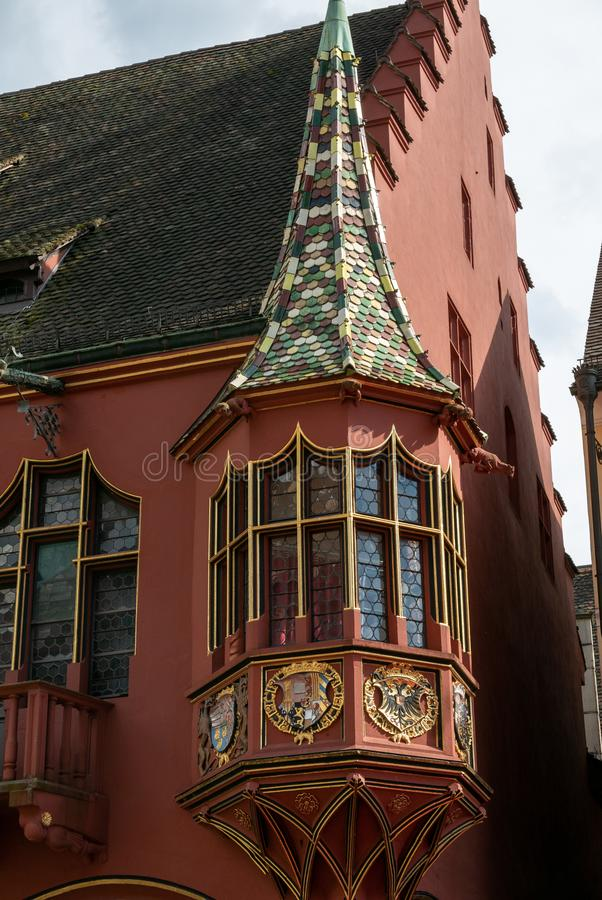 Freiburg Im Breisgau στοκ εικόνες