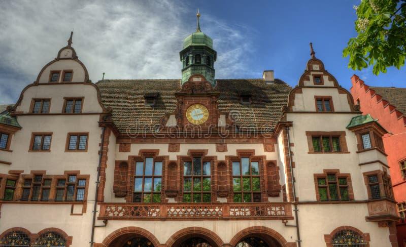 Freiburg im Breisgau, Germany - Old Town Hall royalty free stock images