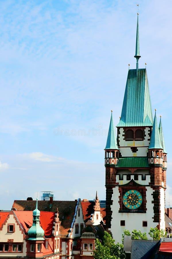 Download Freiburg Martinstor Stock Images - Image: 21597204