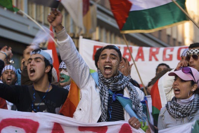 Freies Palästina lizenzfreies stockfoto