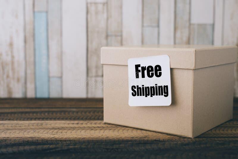 Freies Verschiffen stockbilder