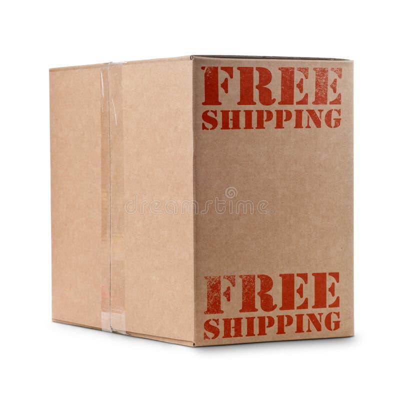 Freies Verschiffen lizenzfreie stockfotos