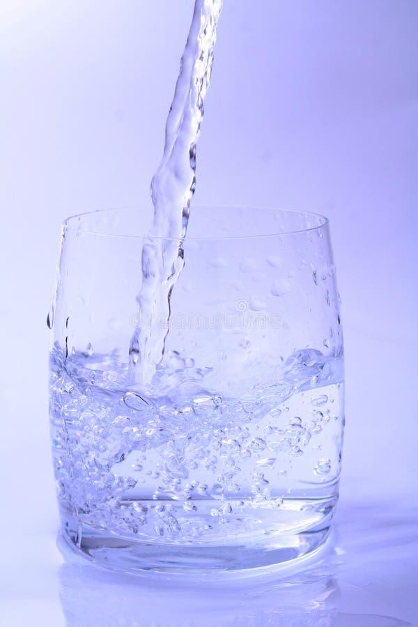 Freies Wasser lizenzfreie stockbilder
