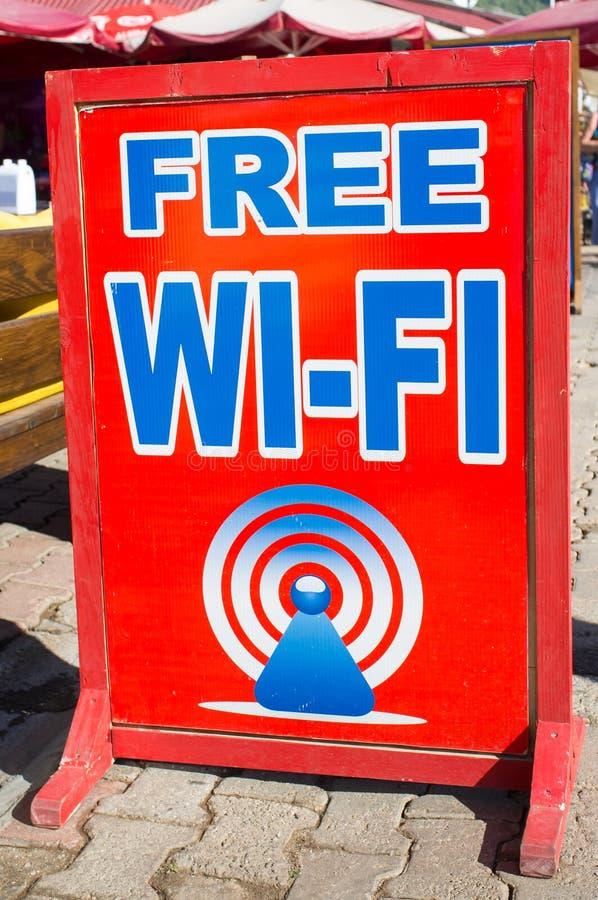 Freies Wifi stockfotos