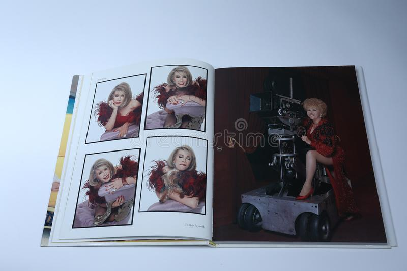 Freifrauen: Frauen mit Initiative und Haltung, Debbie Reynolds-Porträt stockfotos