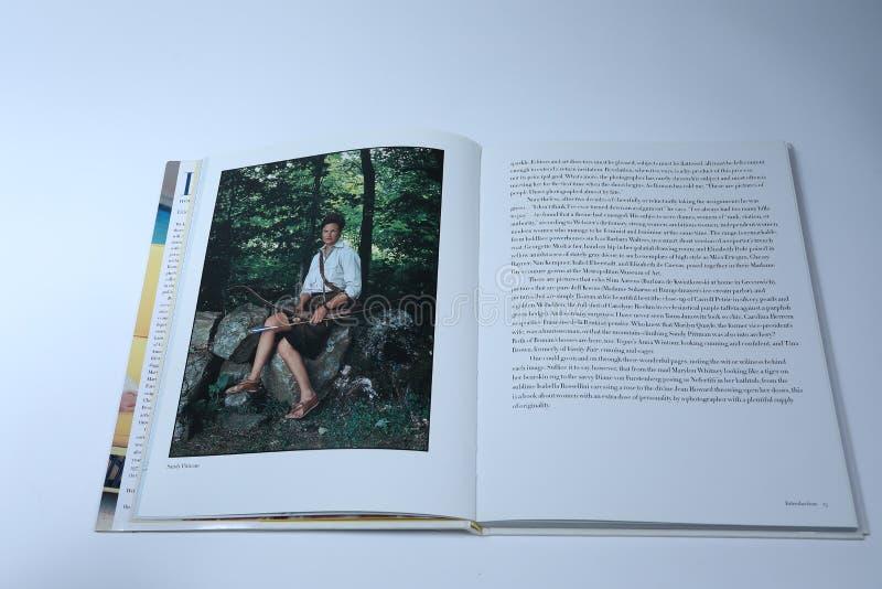 Freifrauen: Frauen mit Initiative und Haltung, Sandy Pittman-Porträt stockbilder