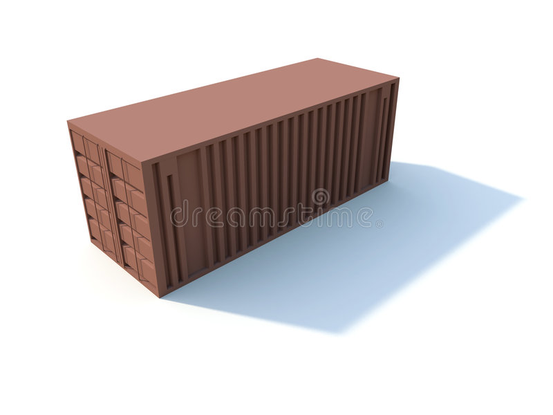 Download Freight Container Stock Photo - Image: 4817030
