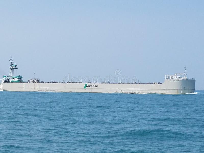 freighter foto de stock