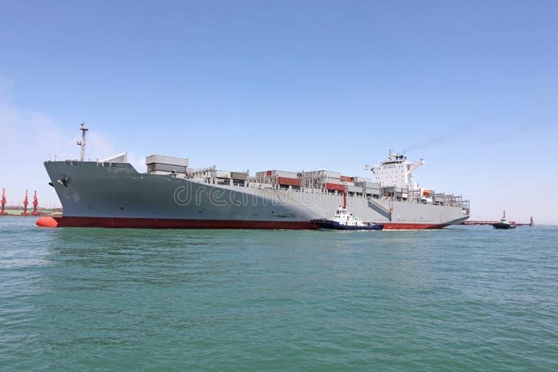 Freighter obraz stock