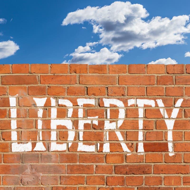 Download Freiheit stockbild. Bild von antagonismus, kontrast, festung - 90229657