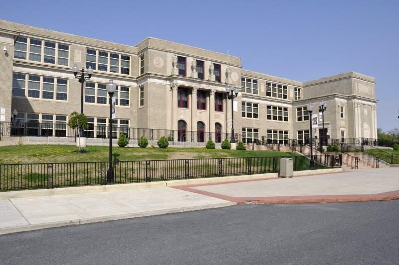 Freiheit-Highschool lizenzfreies stockbild