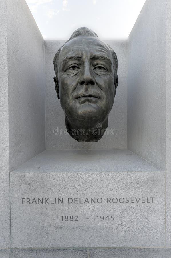Freiheits-Park FDR vier, Roosevelt Island, New York stockfotografie