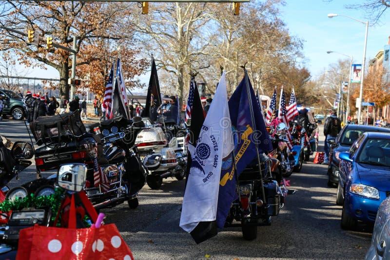Freiheits-Reiter vor Parade stockfotos