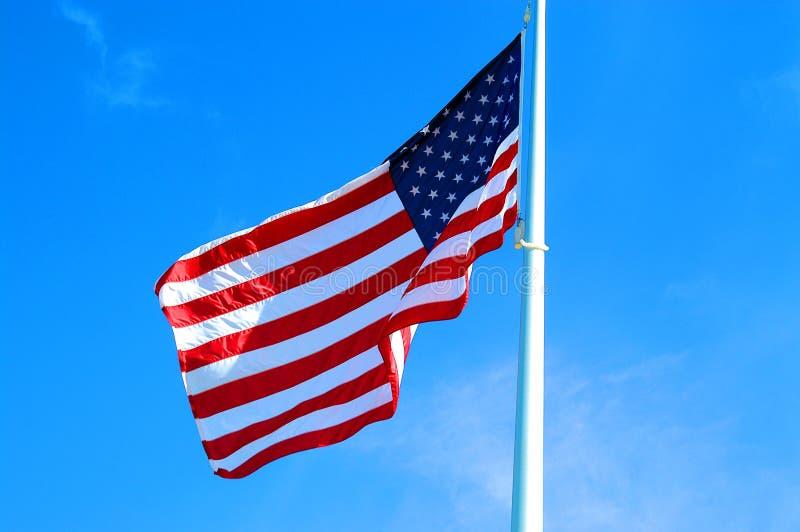 Freiheitsflagge lizenzfreies stockfoto