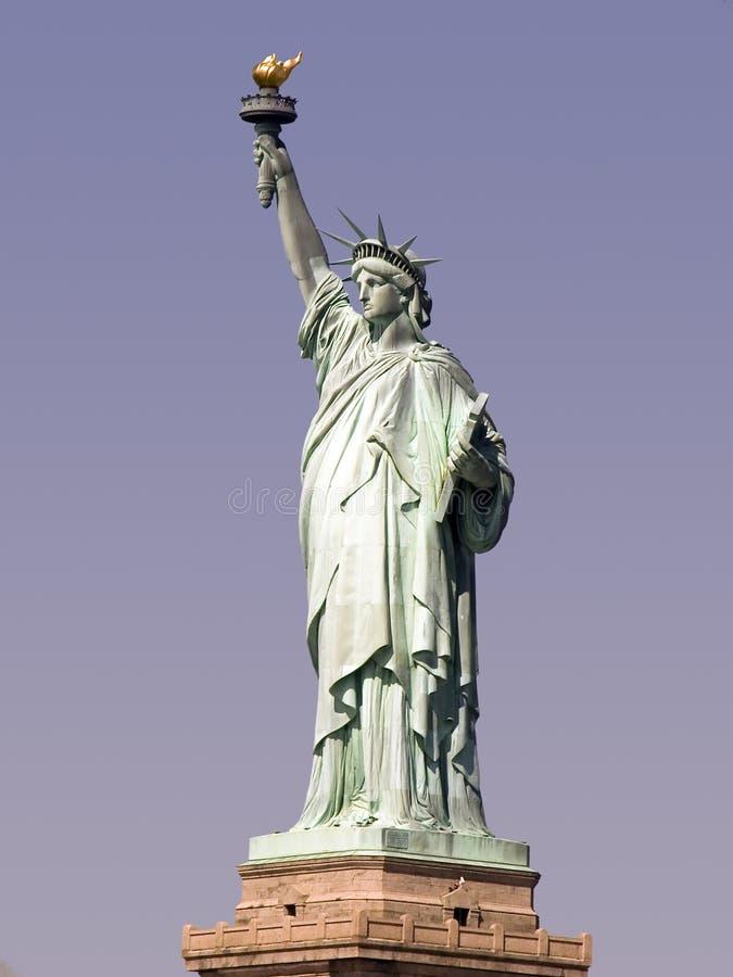 Freiheitsstatue lizenzfreies stockbild