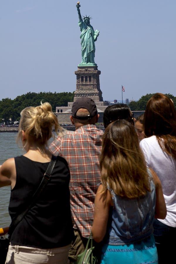Freiheitsstatue - New York City lizenzfreies stockfoto