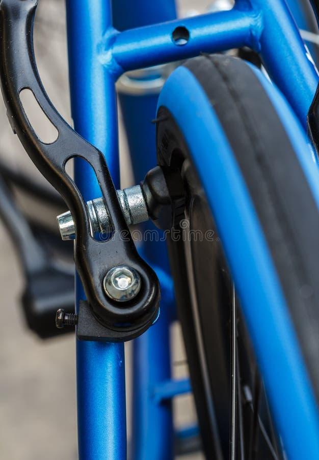 Freins de bicyclette photographie stock
