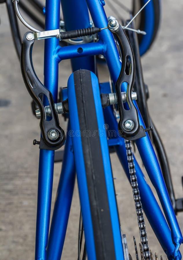 Freins de bicyclette images stock