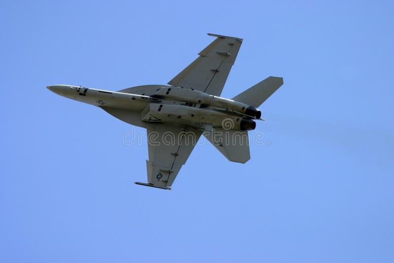Frelon de McDonnell Douglas F/A-18 photos stock