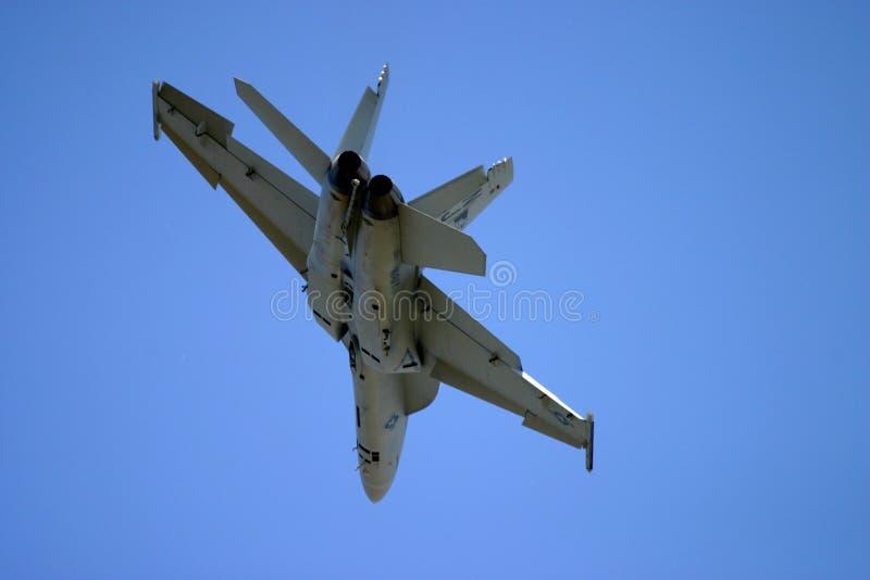 Frelon de McDonnell Douglas F/A-18 photo libre de droits