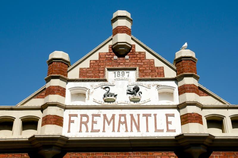 Fremantle市场 库存照片