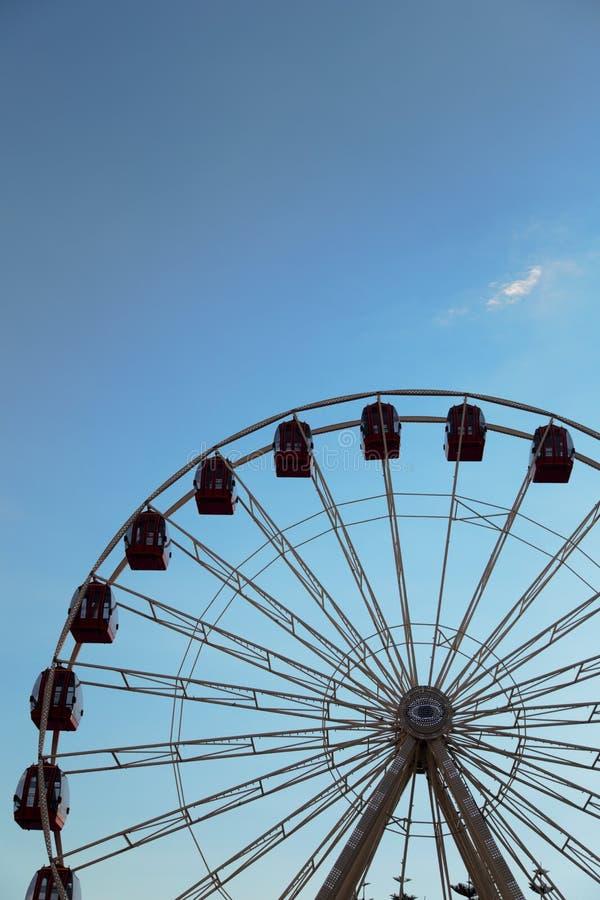 Fremantle Ferris Wheel royaltyfri fotografi