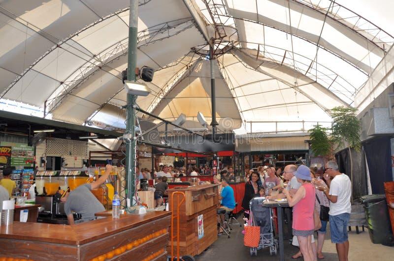 Fremantle Market Culture stock photography