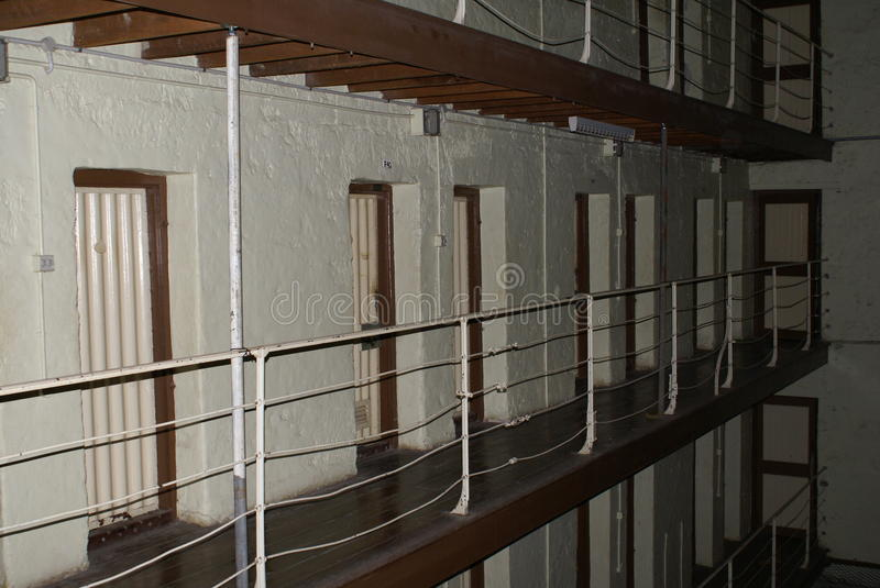 Fremantle Prison royalty free stock photo