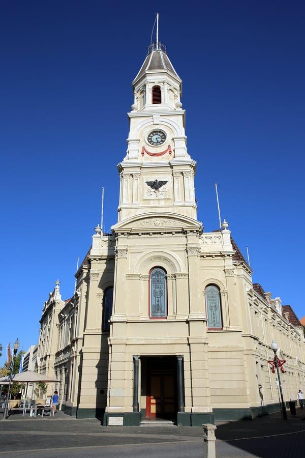 Fremantle Town Hall stock photos