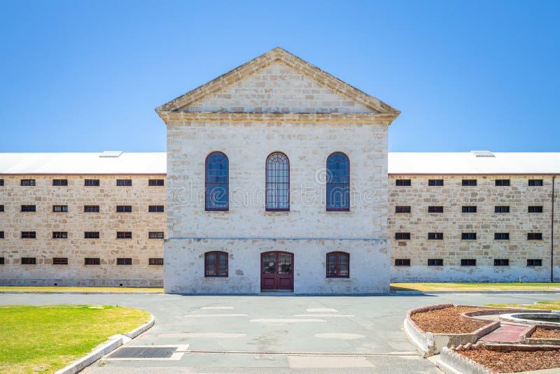 Fremantle Więźniarski gaol, więzienie w fremantle, Perth zdjęcia stock