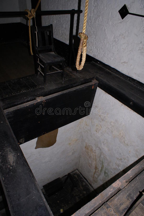 Fremantle więzienie obrazy stock