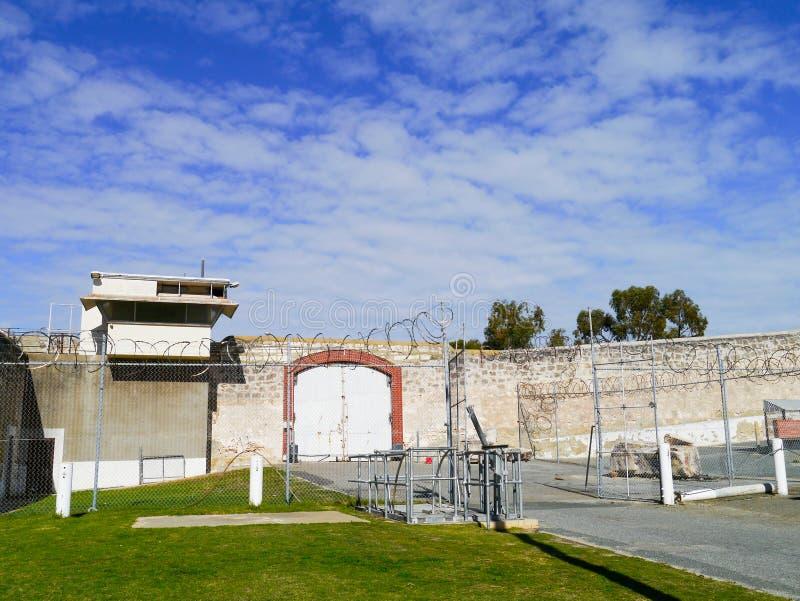 Fremantle więzienie, Perth, zachodnia australia zdjęcia stock