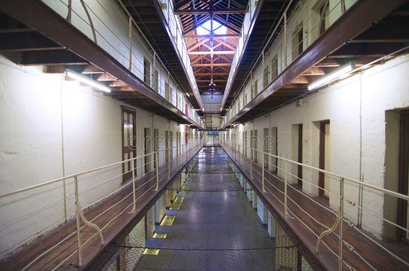 Fremantle więzienie, zachodnia australia fotografia stock