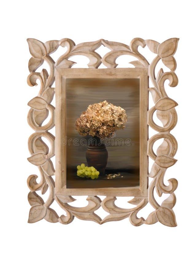 Freme fotografia stock immagine di stile mazzo legno for Mazzo per esterni in legno