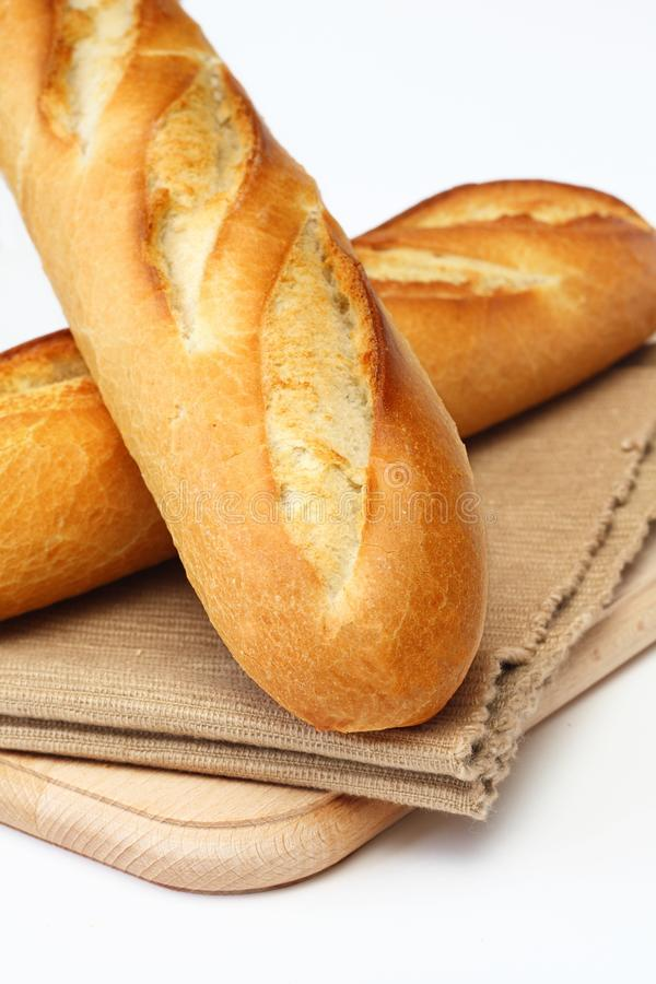 French baguettes royalty free stock photography