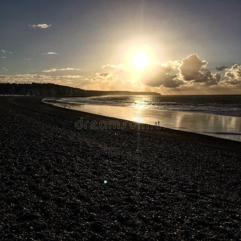 Sun beach royalty free stock photos