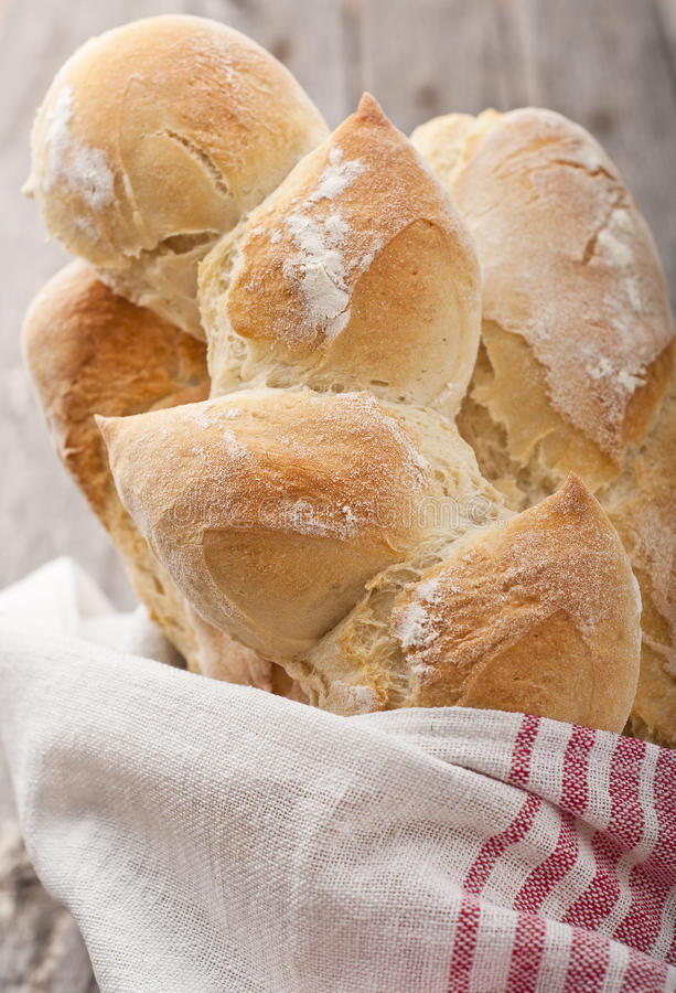 Download French bread stock photo. Image of dough, gourmet, brown - 22610214