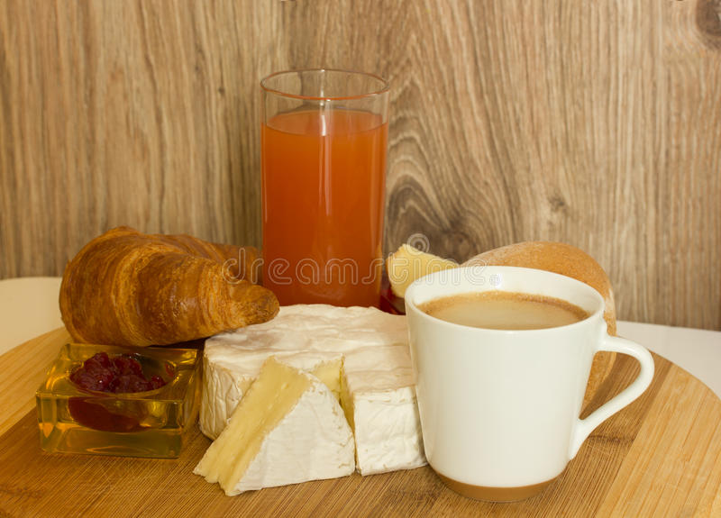 Download French Breakfast Royalty Free Stock Images - Image: 27809849