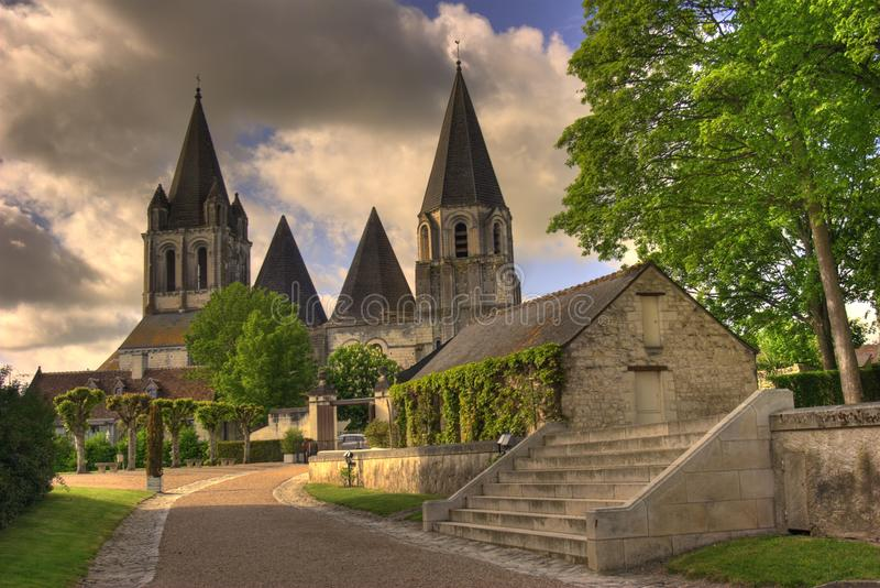 Download French Church Stock Image - Image: 10760641
