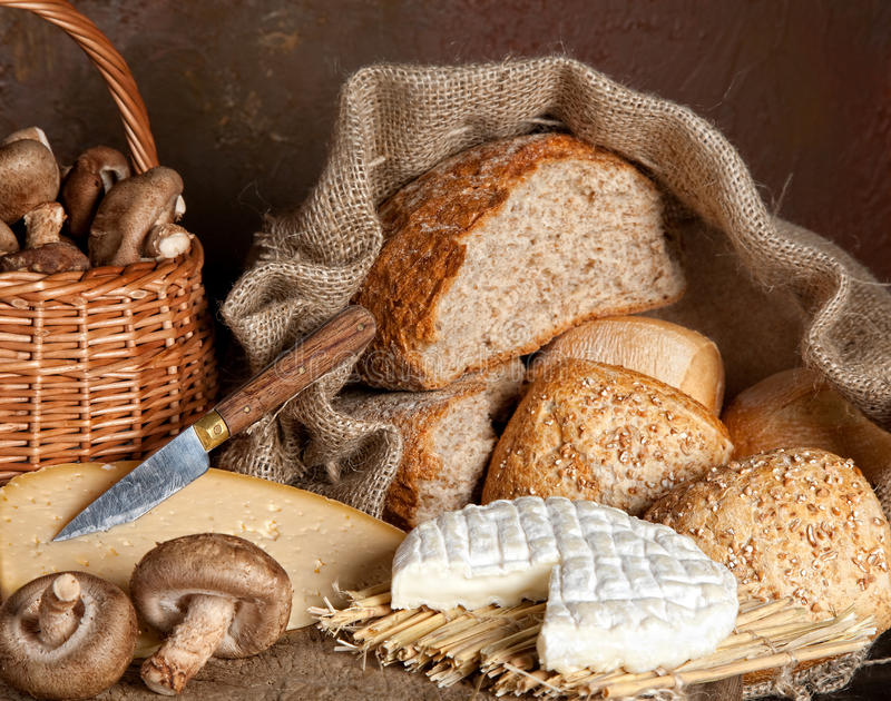 Download French country life stock image. Image of buns, harvest - 10715489