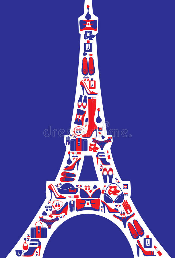 Free French Fashion Royalty Free Stock Images - 19743499