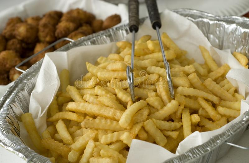 Download French Fries stock image. Image of focus, fastfood, background - 10308167